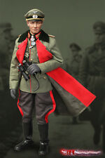 3-R Dragon In Dreams DID 1/6 Scale WW II Boxed Allemand Erwin Rommel GM636