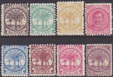FULL VALUE SET Samoa 1895-1900 P11 Definitive 1/2d-2s6d MH & MNG Stamps SG57/64