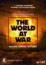 The World at War [Region 4] - DVD - Free Shipping. - New