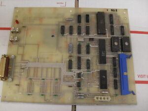 Digital DEC Serial Printer Controller with Intel 8085 CPU Vintage 1980's Rare
