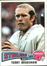1975 Topps Football Card #461 Terry Bradshaw - NM
