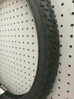 "Wanda 22"" x 1.95"" Burro Knobby BMX MTB Mountain Bike Tire Steel Bead Bicycle"
