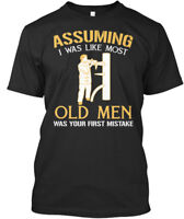 Wing Chun - Assuming I Was Like Most Old Men Your First Premium Tee T-Shirt