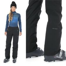 Spyder Womens Winner Gore-tex Ski Pants Regular Fit Black Size 4