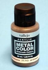 Vallejo Acrylics Metal Color - Jet Exhaust 32ml VAL 77713