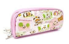 San-X Rilakkuma PVC Pencil Pouch / Pen Pouch / Pencil Bag / Pencil Case RK55051A