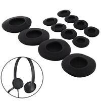 2pcs Foam Earbud Earpad Ear Bud Pad Replacement Sponge Covers for Earphone  Pop.