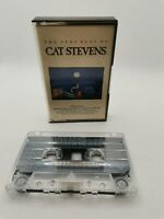 The Very Best Of Cat Stevens - Cassette Tape