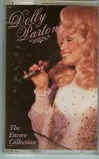 DOLLY PARTON - THE ENCORE COLLECTION - CASSETTE - NEW