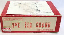 Scale Structures Ltd. Virginia & Truckee Jib Crane - HO Kit