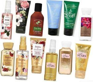Bath & Body Works Body Skin Care Moisturizers - Travel Size