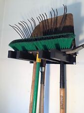 Lawn and Garden Tool Rack Wall Mount