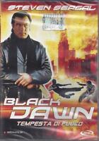 Dvd **BLACK DAWN ~ TEMPESTA DI FUOCO** con Steven Seagal nuovo 2006