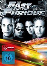 The Fast And The Furious - Paul Walker - Vin Diesel # DVD * NEU * OVP