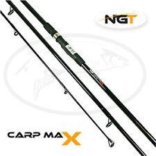 Carp Max Carp Fishing Rod 12ft 3 Piece  2.75 lb Testcurve NGT Coarse Tackle