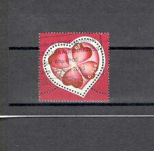 FRANCIA 3538  - CUORE, FRANCOBOLLO D'AMORE 2002 - MAZZETTA DI 10 - VEDI FOTO