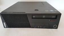 Lenovo ThinkCentre M83 Desktop PC i7-4770 (3,4GHz), 16GB, DVD, Win10Pro Lizenz