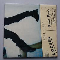 David Bowie - Lodger Vinyle LP GB 1er Press Rca Victor A2/B2 No Sense Is Better