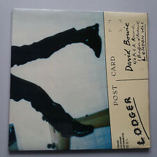 David Bowie - Lodger Vinyl LP UK 1st Press RCA Victor A2/B2 No Sense is Better