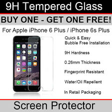 "Premium Quality Tempered Glass screen protector for Apple iPhone 6 Plus (5.5"")"