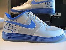 official photos cef81 eb7bf Nike Lunaire Air Force 1 Fusible Ville la Los Angeles Argent Bleu Roi 14  577666