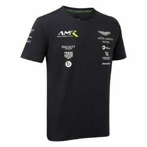 Aston Martin Racing Team WEC Mens T-Shirt