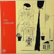 Tal Farlow-The Album-Verve 2584-JAPAN DSM
