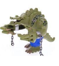 LEGO Batman Movie Killer Croc Minifigure 70907 Minifig w/Chains - New Sealed