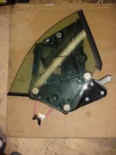 00-03 Solara Convertible Right Passenger Rear Quarter Glass,Regulator & Motor