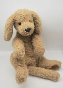 """Gund dog 1985 Muttsy suede paws 22"""" vintage golden retriever puppy plush stuffed"""
