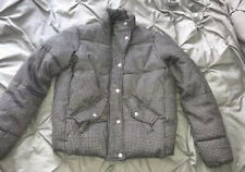 Ladies Size 6 River Island Quilted Jacket Coat Puffa Puffer