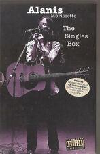 "ALANIS MORISSETTE ""The Singles Box"" 5 CD Slipcase Box limited numbered"