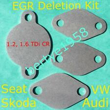 Vanne egr bloc kit complet pour 1.2 & 1,6 L TDi Cr VW SEAT SKODA AUDI rail commun