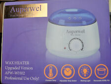 New AUPERWEL Wax Heater Upgraded Ver APW-WH02 Free Shipping