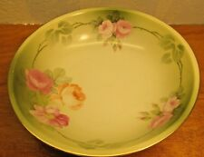 vintage r & s 9 3/4 inches serving bowl made in Germany