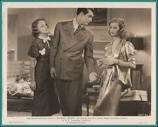 "JOAN BENNETT & CARY GRANT in ""Wedding Present"" - Original Vintage Photo - 1936"