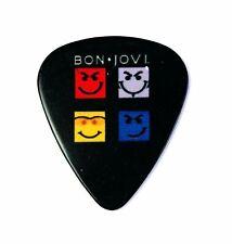 Bon Jovi Single Sided Promotional Tour Guitar Pick B