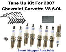 2007 Chevrolet Corvette V8 6.0L Spark plug, Wire Set, Cabin Air Filter, Oil Fil