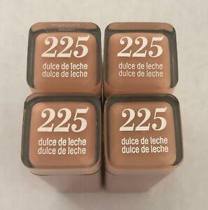 (4) Covergirl Colorlicious Lipstick, 225 Dulce De Leche