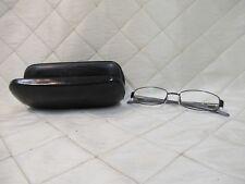 Gucci Eyeglasses 135 MM GG1740 9B7 Frames Grey Black Italy