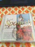 THE IDEAL SPANISH DINNER PARTY CD BRAND NEW Global Journey Music & Recipes