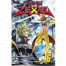 YU-GI-OH! ZEXAL SHONENJUMP MANGA - VOLUME 6 - BY KAZUKI TAKAHASHI - COMIC BOOK
