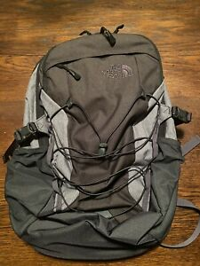 The North Face Borealis Backpack Dark Grey/Medium Grey - EXCELLENT