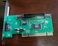 Promise Tech Inc, 3 Port SATA w IDE PCI Controller Card Raid Support, eSATA