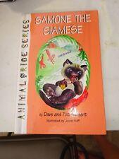ozark publishing inc samone the siamesse signed book