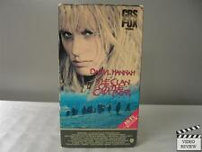 The Clan of the Cave Bear VHS Daryl Hannah, Pamela Reed, James Remar