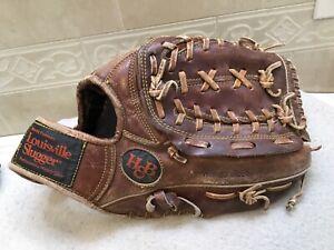 "Louisville G125-5DPC Fred Lynn 12.75"" Baseball Softball Glove Right Hand Throw"