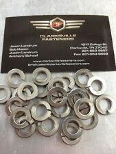 "Stainless Steel Medium Split Lock Washers 1/4"" Qty 25"
