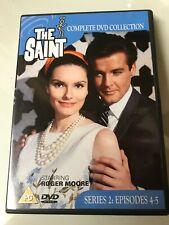 The Saint - Series 2: Episodes 4 & 5   DVD