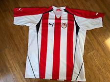 More details for olympiacos puma football shirt 2005